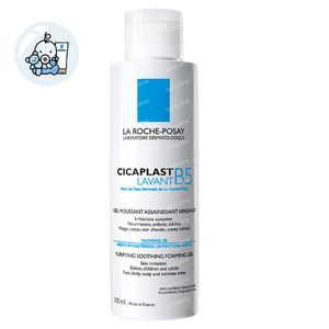 La Roche Posay Cicaplast B5 Wasgel 125 ml gel