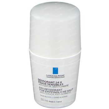 La Roche-Posay Deodorant Physiologique  24h Roll-On -20% 50 ml