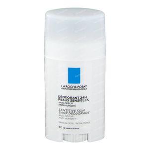 La Roche-Posay Physiologischen Deodorant 24h Stick 40 g stick à bille
