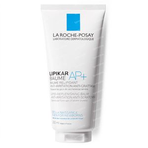 La Roche-Posay Lipikar AP+ zonder Parfum 200 ml balsem