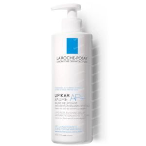 La Roche-Posay Lipikar AP+ Sans Parfum 400 ml baume