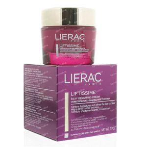Lierac Liftissime Creme Soyeuse Peaux Normales à Sèches 50 ml
