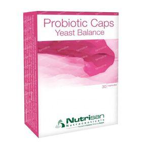 Nutrisan Probiotic Caps Yeast Balance 30  Kapseln