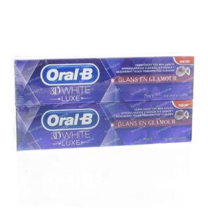 Oral B Promo 3D White Luxe -1EUR 150 ml