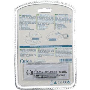 Quies Electric Lice Comb 1 item