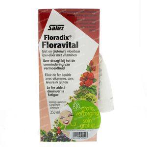 Salus Floravital + Marilou Handcrème Gratis 250 ml