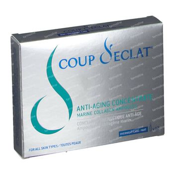 Coup d'Eclat Collagene Anti-Age 12 ampoules