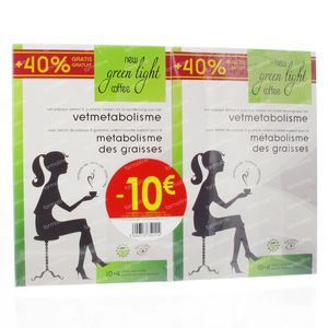 Green Light Afslankkoffie Duo -10 € 1 stuk