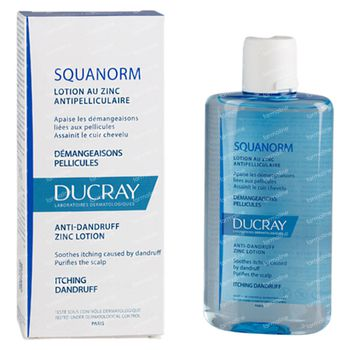 Ducray Squanorm Zink Lotion 200 ml