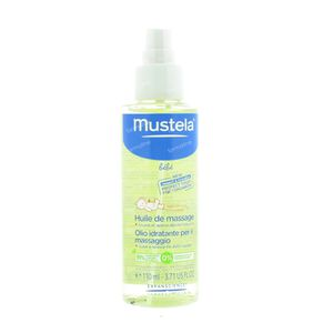 Mustela Baby Massage Oil Vapo -2€ 110 ml