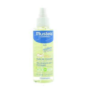 Mustela Baby Massage Oil Vapo -2€ 110 ml