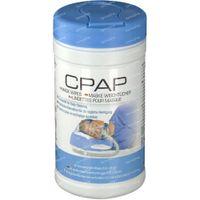CPAP Masker Reinigingsdoekjes 62 st