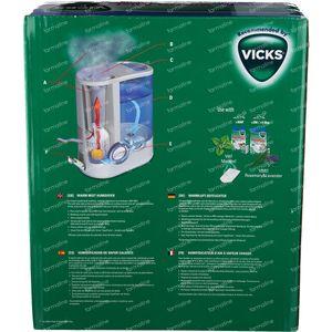 Vicks Chaud Brouillard Humidificateur VH750EMEA 1 pièce