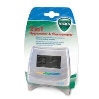 Vicks Hygro-Thermomètre V-70EMEA 1 st