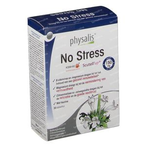 Physalis No Stress 30 tablets