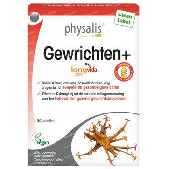 Physalis Gelenke + NF 30 tabletten