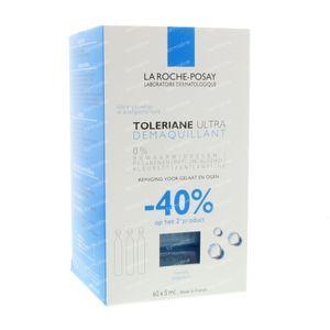 La Roche Posay Toleriane Ultra Demaquillant 2e -40% 300 ml ampoules