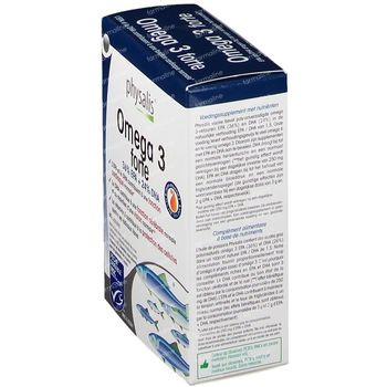 Physalis Omega 3 Forte Nouvelle Formule 60 capsules