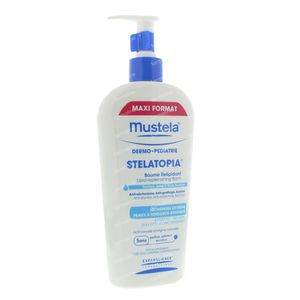 Mustela Stelatopia Lipid-Replenishing Balm 400 g