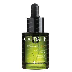 Caudalie Polyphenol C15 Olio Da Notte Detossificante 30 ml