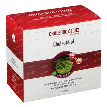 Orthonat Choledoc 10 Q10H2 90+90 capsules