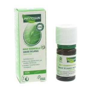 Phytosun Bio Essential Oil Nutmegsage 5 ml