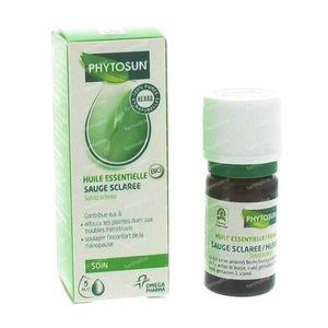 Phytosun Bio Essentiële Olie Muskaatsalie 5 ml