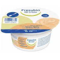 Fresubin DB Crème Abrikoos-Perzik 4x125 g
