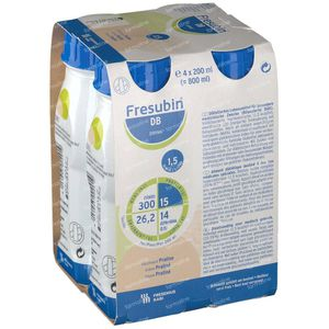 Fresubin DB Drink Praline 4x200 ml