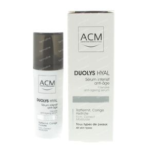 Duolys Hyaluronzuur Intensief Anti-Age Serum 15 ml tube