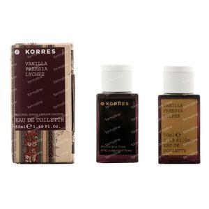 Korres Parfum Vanille/Fresia/Lychee 50 ml