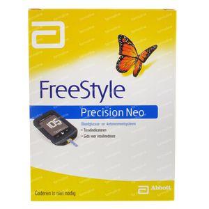 Freestyle Precision Neo Blutzuckermessgerät Startkit 71387 1 st