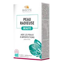 Biocyte Peau Radieuse 60  capsules