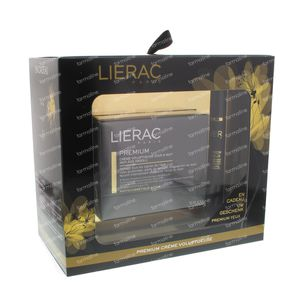 Lierac Exclusive Premium + Ogen Gratis 50 ml