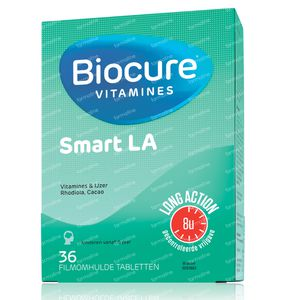 Biocure Smart Long Action 36 dragees