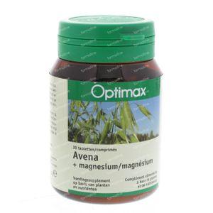 Avena + Magnesium 30 comprimés