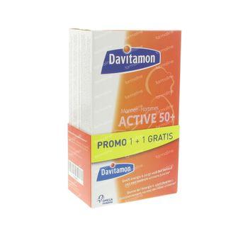 Davitamon Active 50+ Homme 60 comprimés