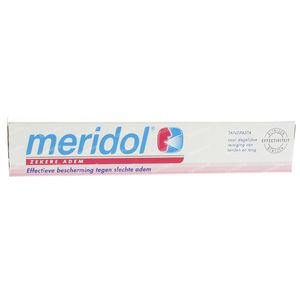 Meridol Langue/Gel De Dent Respiration Certaine 75 ml