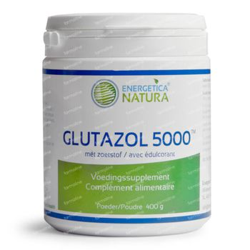 Glutazol 5000 met stevia 400 g