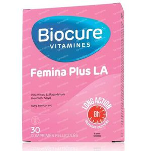 Biocure Femina Plus Long Action 30 comprimés