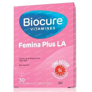 Biocure Femina Plus Long Action 30 tabletten