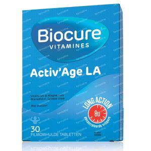 Biocure Activ Age Long Action 30 tabletten