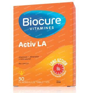 Biocure Activ Long Action 30 St Comprimés