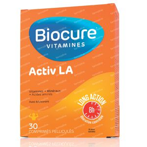 Biocure Activ Long Action 30 comprimés