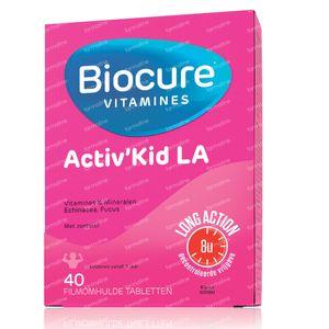 Biocure Activ Kid Long Action 40 tabletten