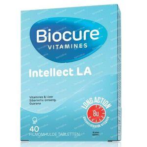 Biocure Intellect Long Action 40 dragées