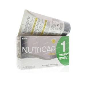 Nutrisanté Nutricap Anti-Hairloss + Free Shampoo 330 pieces