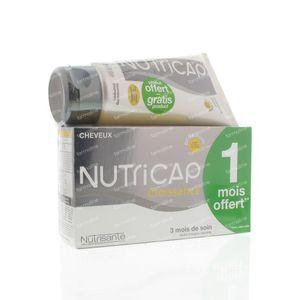 Nutrisanté Nutricap Anti-Haaruitval + Gratis Shampoo 330 stuks
