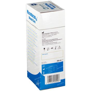 Microdacyn Wound Care Solution 250 ml