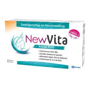 Newvita Natal Plus 60 tabletten